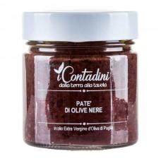 iContadini patè di olive nere 230gr