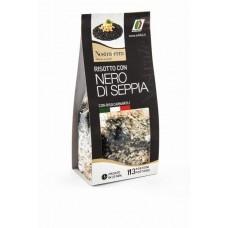 NostraTerra risotto con nero di seppia 250gr