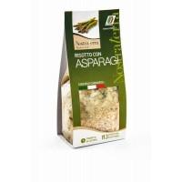 NostraTerra risotto con asparagi 250gr