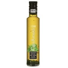 Casa Rinaldi olio extra vergine con basilico 0.25l