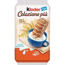 Kinder colazione più x10 290gr