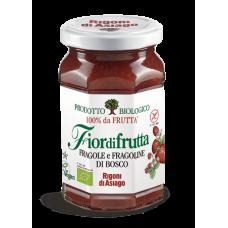 Rigoni Fragole e Fragoline di Bosco 250gr