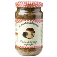 Le Conserve Della Nonna crema al tartufo e funghi 190gr