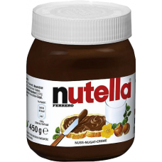 Nutella Ferrero 450gr