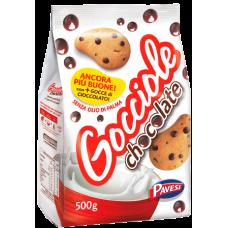 Pavesi Gocciole chocolate 500gr