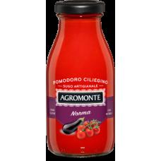 Agromonte sugo di pomodoro ciliegino alla norma 260gr
