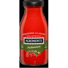 Agromonte sugo di pomodoro ciliegino alla puttanesca 260gr
